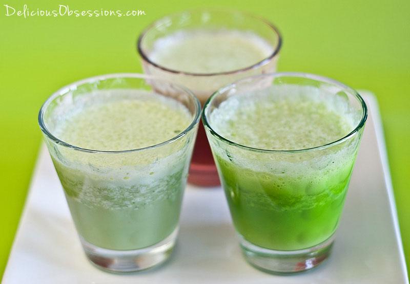 Orange and Green Smoothie Recipe (Dairy Free, Autoimmune Friendly)
