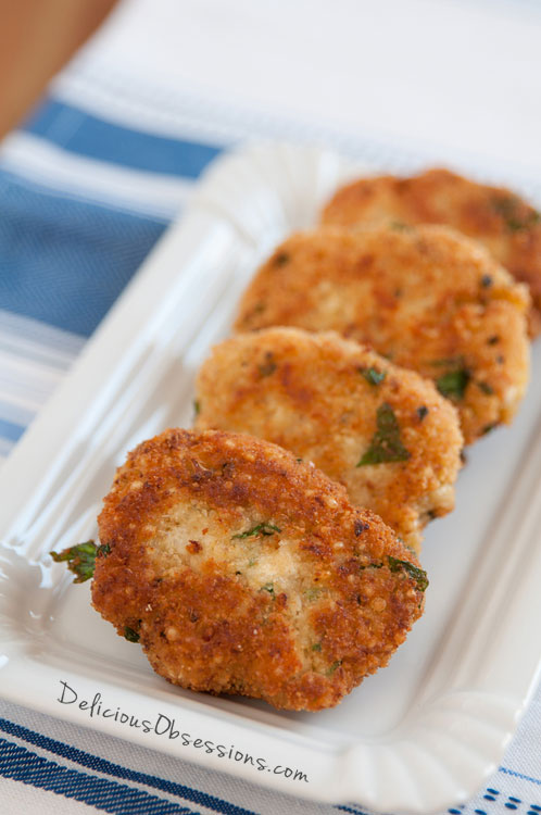 Squash Patties: A Simple, Crispy Recipe