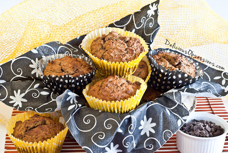 Pumpkin Spice Muffins :: Grain-Free, Gluten-Free & Dairy-Free