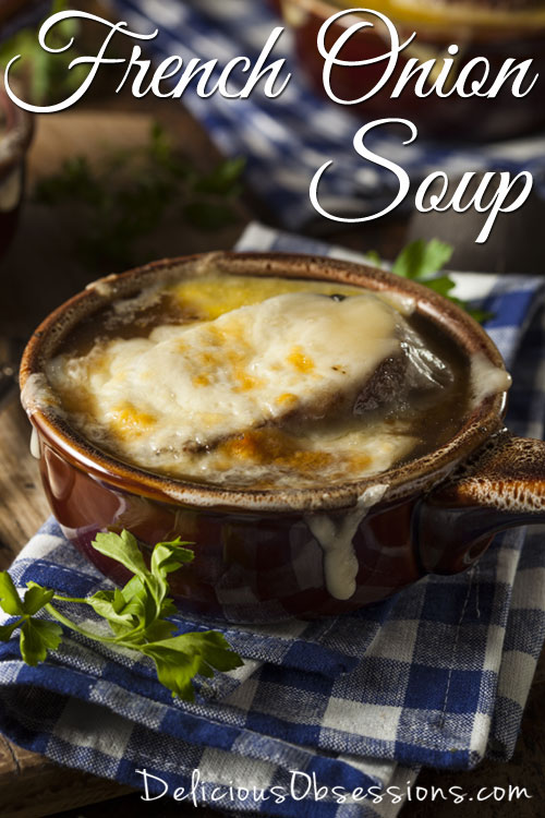 French Onion Soup Recipe :: Gluten Free