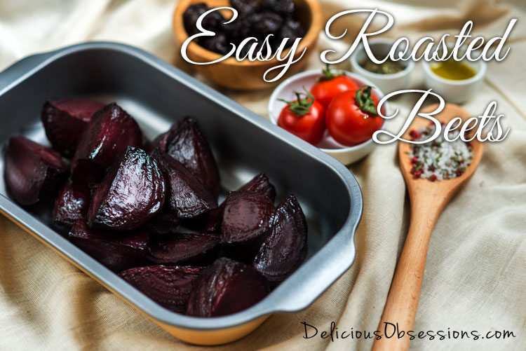 Easy Roasted Beets