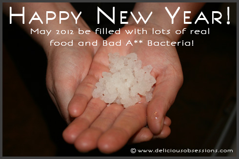 Happy New Year, FHLE Radio Show, and a 52 Weeks of Bad A** Bacteria Update