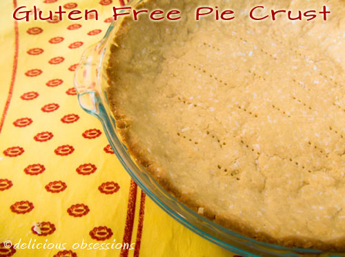 Coconut Flour Pie Crust – Gluten and Grain Free