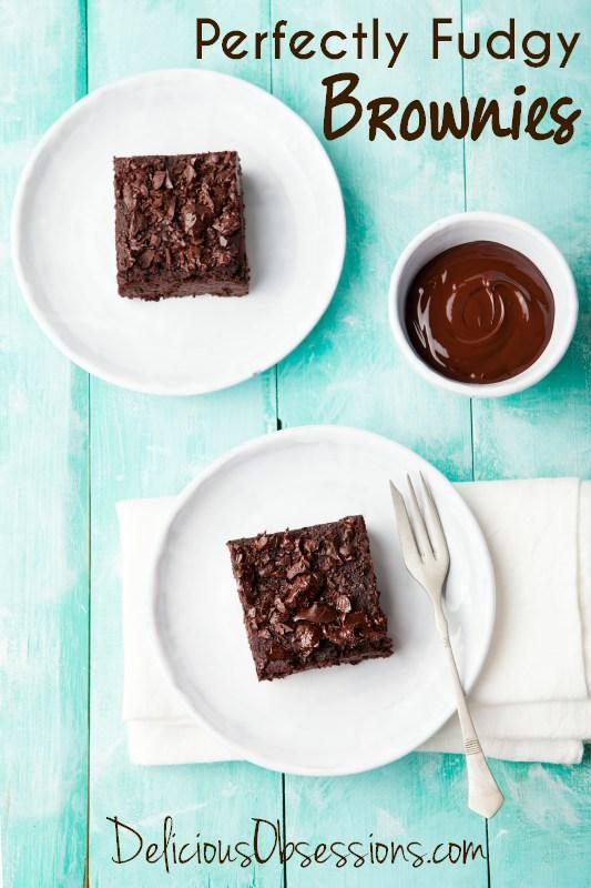 Super Fudgy Chocolate Walnut Brownies :: Gluten and Grain Free