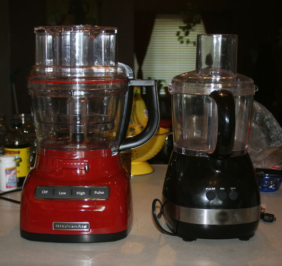 kitchenaid 13 cup food processor review delicious obsessions. Black Bedroom Furniture Sets. Home Design Ideas