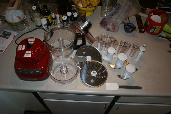 kitchenaid 13cup food processor with exactslice system review - Kitchenaid Food Processor