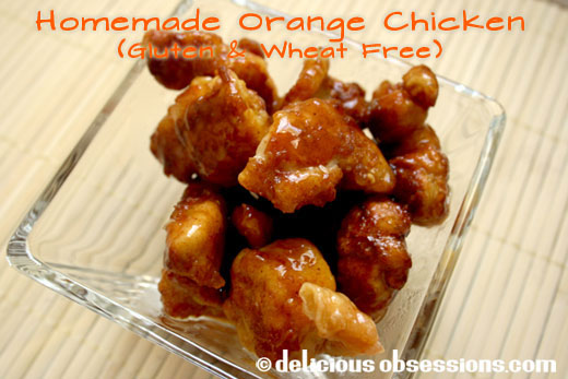 Gluten Free Orange Chicken (WAY Better Than Take Out)