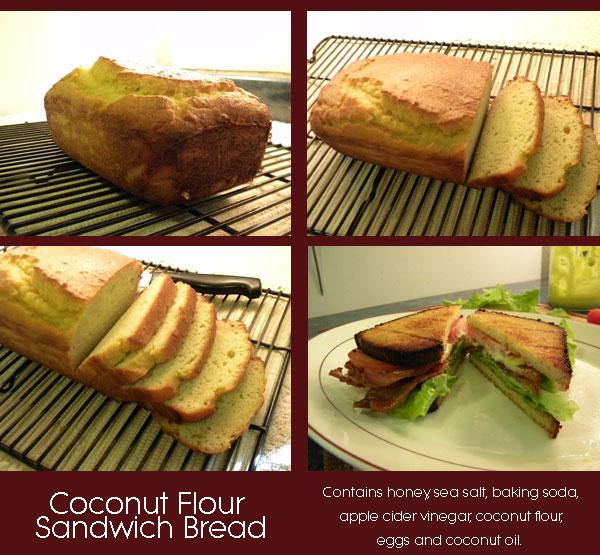 coconut-bread