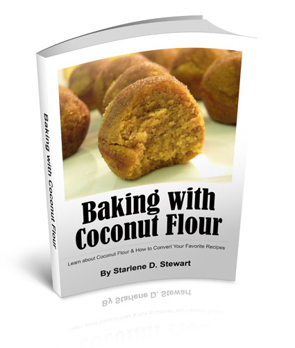 Baking with Coconut Flour Giveaway