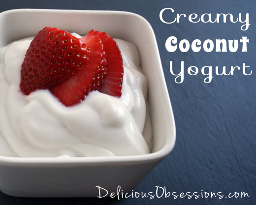 How to Make Creamy Coconut Milk Yogurt (No Yogurt Maker Required)
