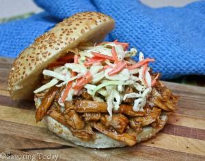 BBQ-Pulled-Chicken-Sandwiches