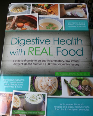 Digestive Health with Real Food: A Book Review and Giveaway | deliciousobsessions.com