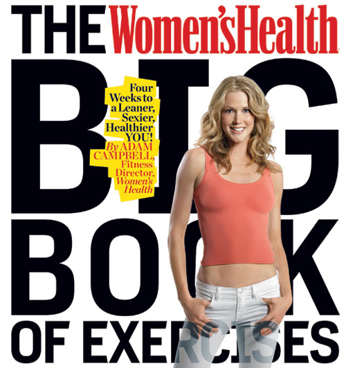 The Women's Health Big Book of Exercises Review and Giveaway!