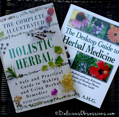 Two Herbal Resource Books For All Homes (a book review)