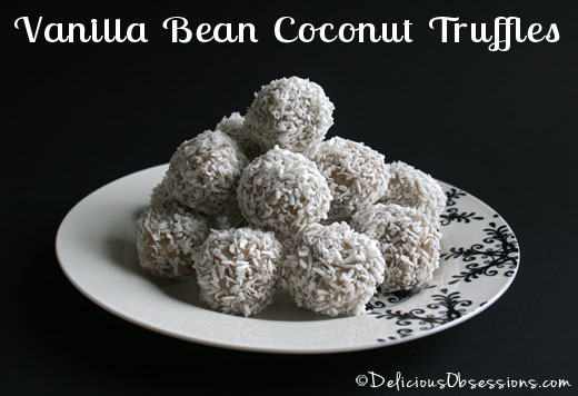 Vanilla Bean Truffles and My Journey Towards Health Featured on Paleo Parents