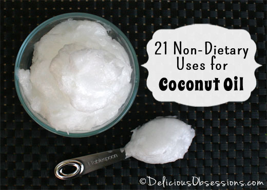 21 Non-Dietary Uses for Coconut Oil