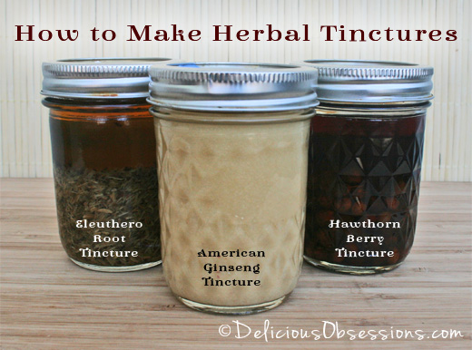 Basic Herbal Preparations: How to Make Infusions, Decoctions, and Tinctures