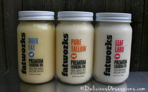 Fatworks Fat Review (Tallow, Duck Fat, and Lard) | deliciousobsessions.com