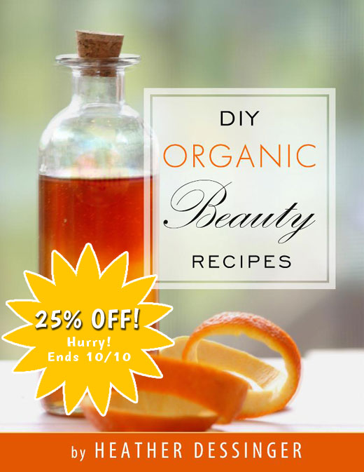 50+ All-Natural, Toxin-Free Recipes That Really Work