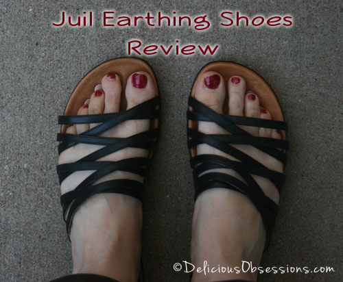 Juil Earthing Shoes Review | DeliciousObsessions.com