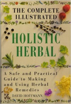 The Complete Illustrated Holistic Herbal Book Review -- Great herb book for all homes!