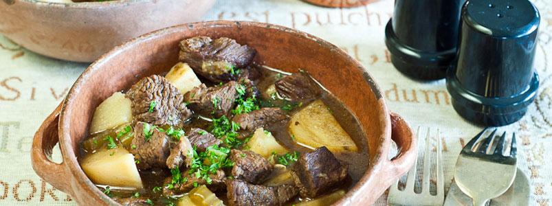 Bison and Sweet Potato Stew Recipe (with a secret ingredient) (gluten free, dairy free, autoimmune friendly)