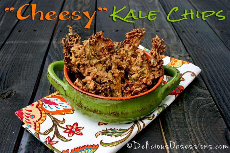 Copycat Recipe: Rhythm Superfoods Zesty Nacho Kale Chips