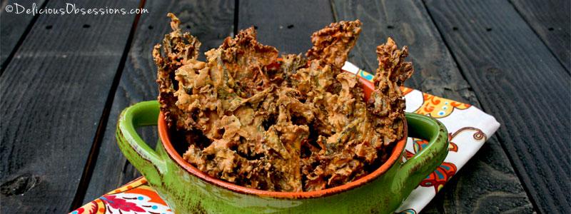 Copycat Recipe: Rhythm Superfoods Zesty Nacho Kale Chips