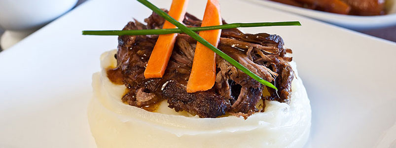 The Easiest (and Most Delicious) Crock Pot Beef Ever