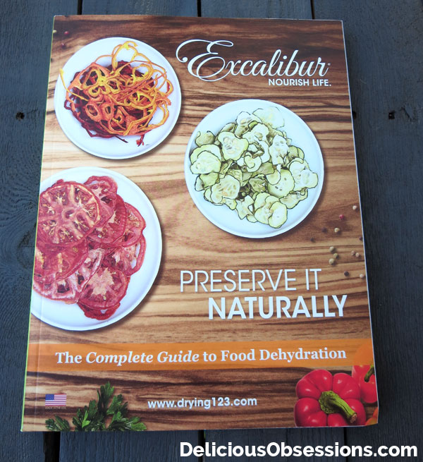 Excalibur Dehydrator Review // deliciousobsessions.com