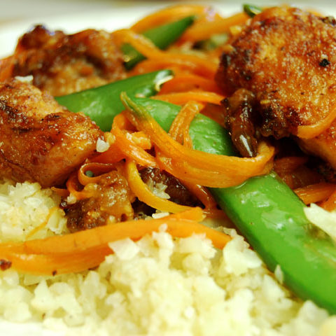 Better Than Takeout: General Tso's Chicken (Grain, Gluten, Soy, and MSG Free)