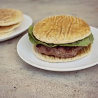 3 Ingredient Plantain Sandwich Rounds :: Gluten-Free, Grain-Free, Dairy-Free, Egg-Free, Nut-Free, Seed-Free