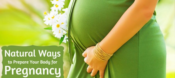Natural Ways to Prepare your Body for Pregnancy // deliciousobsessions.com