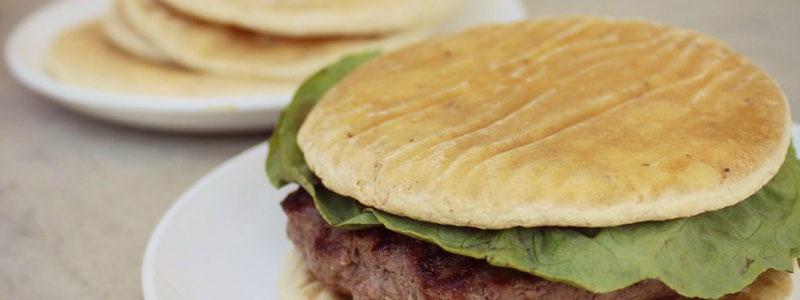 3 Ingredient Plantain Sandwich Rounds :: Grain, Gluten, Dairy, Egg, Nut, and Seed Free, Autoimmune Paleo