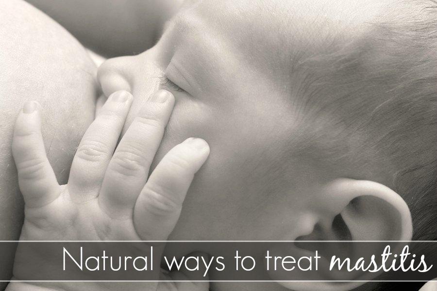 Natural Ways to Treat Mastitis