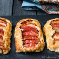 Rustic Apple Tartlets :: Gluten-Free, Grain-Free, Dairy-Free, Refined Sugar-Free