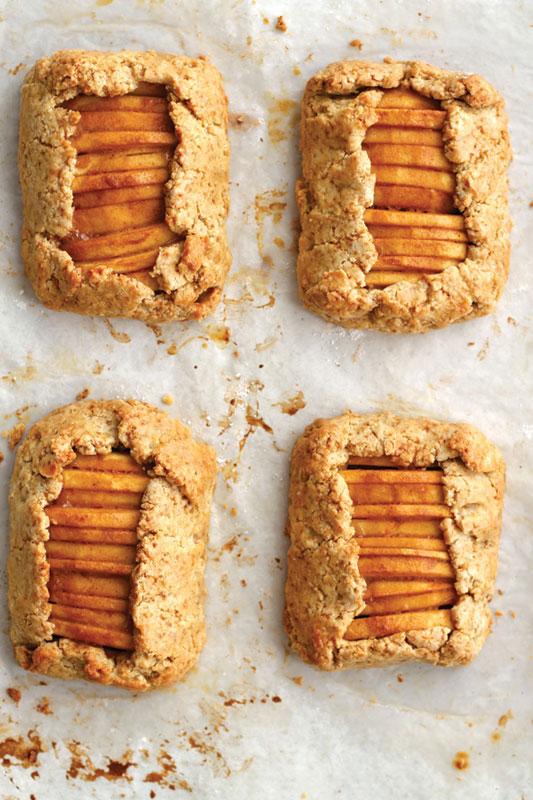 Rustic Apple Tartlets :: #GlutenFree, #GrainFree, #DairyFree, #Paleo, #Primal // deliciousobsessions.com