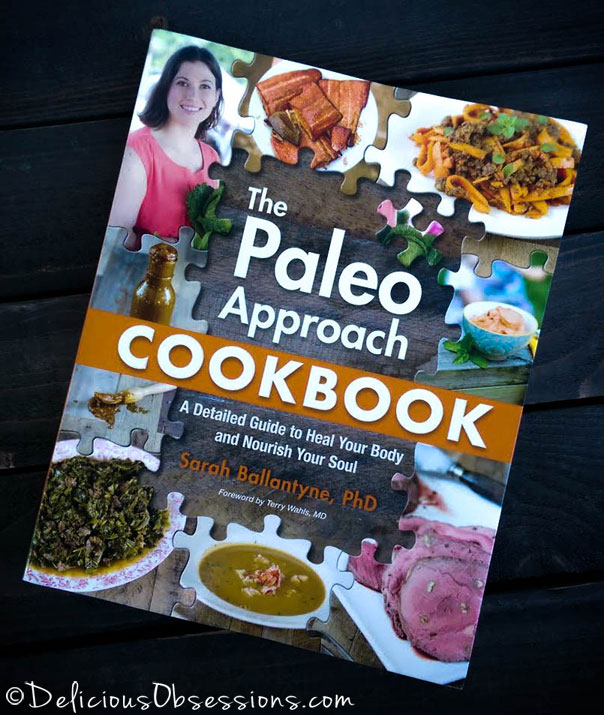 The Paleo Approach Cookbook Review & Rustic Apple Tartlets Recipe // DeliciousObsessions.com #paloe #primal #grainfree #glutenfree #autoimmune #AIP