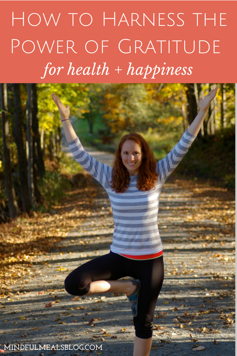 How to Harness the Power of Gratitude for Health and Happiness