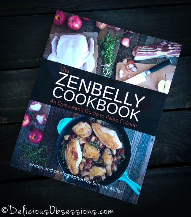 The Zenbelly Cookbook Review & Rustic Apple Tartlets Recipe // DeliciousObsessions.com #paloe #primal #grainfree #glutenfree