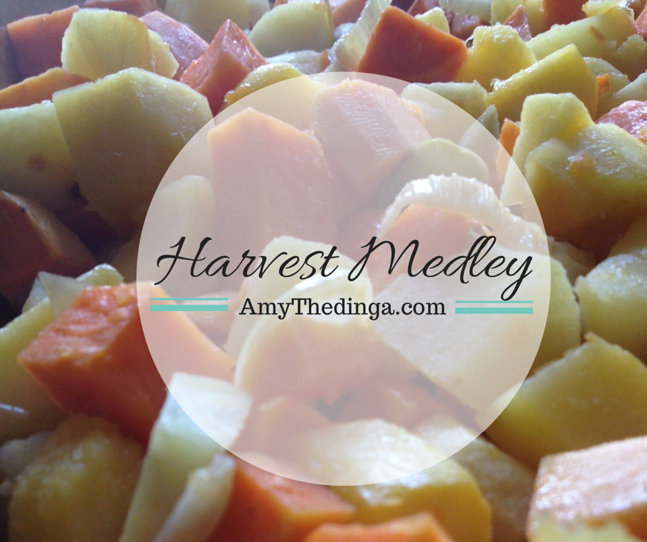 Harvest Vegetable Medley :: Gluten, Grain, and Dairy Free, Paleo / Primal / Autoimmune // deliciousobsessions.com