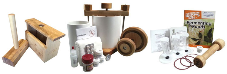 1 Winner of the Traditional Kitchen Culturing Package from Homesteader Supply (ARV $309.95) // deliciousobsessions.com