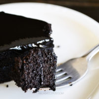 Spiced Dark Chocolate Cake :: Gluten-Free, Grain-Free, Dairy-Free