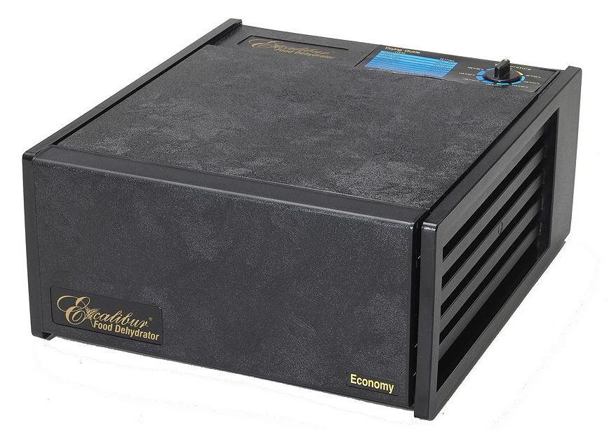 1 Winner of the Excalibur 2500ECB 5-Tray Economy Dehydrator, Black (ARV $200) // deliciousobsessions.com