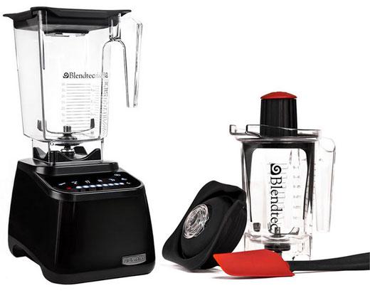 1 Winner of the Blendtec Designer Series Blender (refurbished model) + Twister Jar (ARV $500) // deliciousobsessions.com