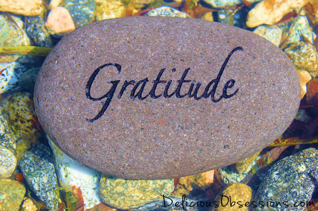 30 Days of Gratitude {Will you take the challenge?}