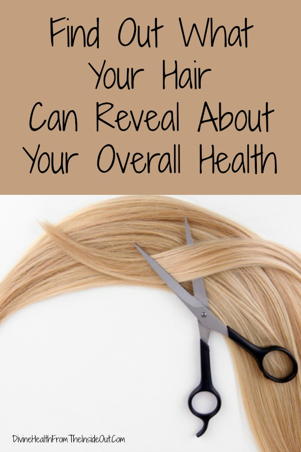 Find Out What Your Hair Can Reveal About Your Overall Health // deliciousobsessions.com