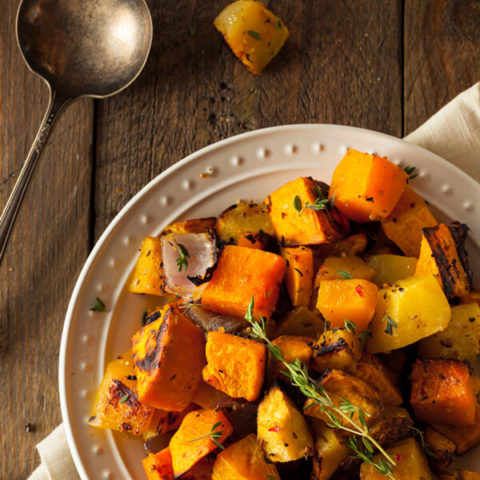 Harvest Vegetable Medley :: Gluten-Free, Grain-Free, Dairy-Free