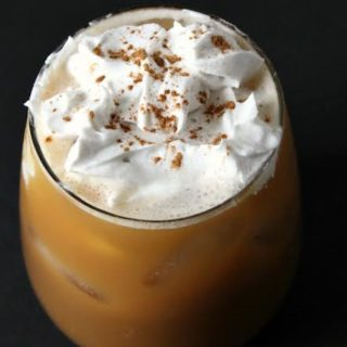 Creamy Pumpkin Spice Latte :: Gluten-Free, Grain-Free, Dairy Free, Refined Sugar-Free