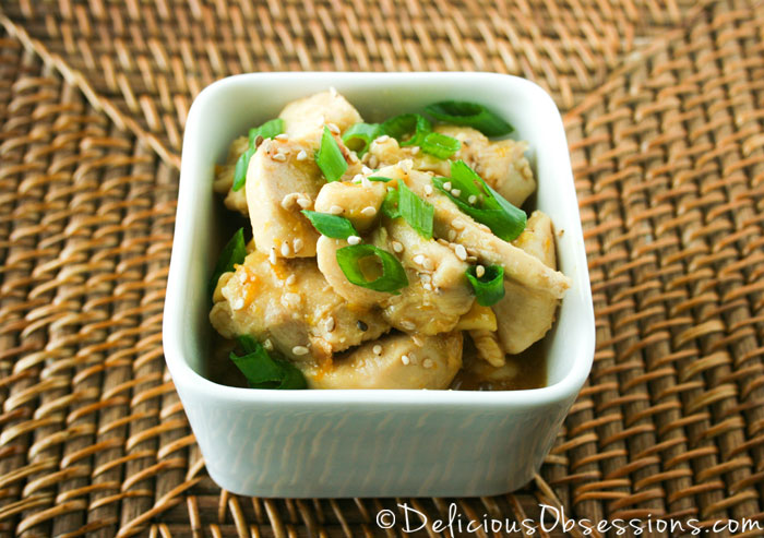 Orange Cashew Chicken from The Frugal Paleo Cookbook :: Gluten Free, Grain Free, Dairy Free, Paleo / Primal // deliciousobsessions.com